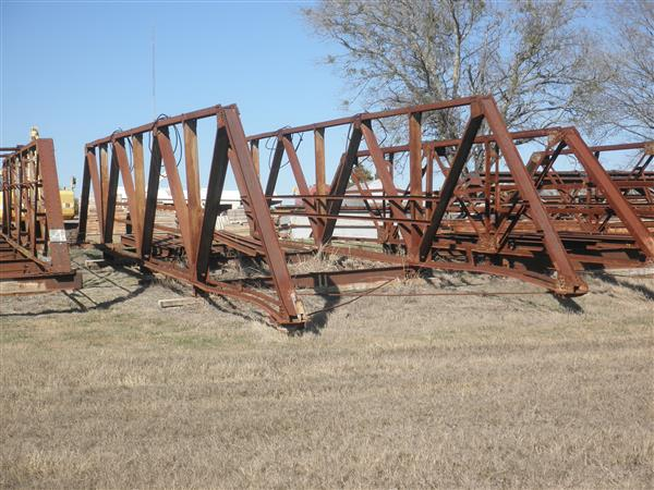 Historic Steel Truss Bridge for Sale